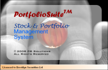 PortfolioSuite – Brooklyn Securities 0